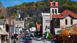 Eureka Springs - bed & breakfast