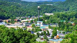 Gatlinburg - Ξενοδοχεία στο Gatlinburg Space Needle and Family Fun Center