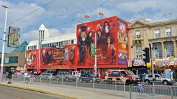 Blackpool - Ξενοδοχεία στο Madame Tussauds Blackpool
