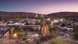 Alice Springs - motels
